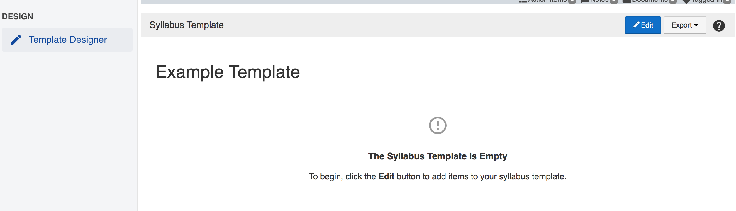 Syllabus Template | How To Create A Syllabus Template Aefis Academy